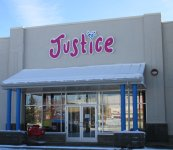 Store front for Justice