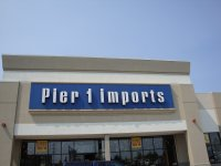 Store front for Pier 1 Imports