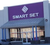Store front for Smart Set
